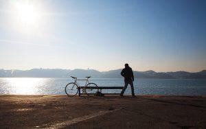 Oak Bay bike tour