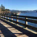 Sooke boardwalk